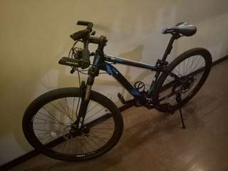 For sale upgraded trinx M520 29er 2018