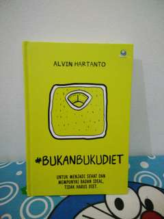 #BukanBukuDiet by Alvin Hartanto