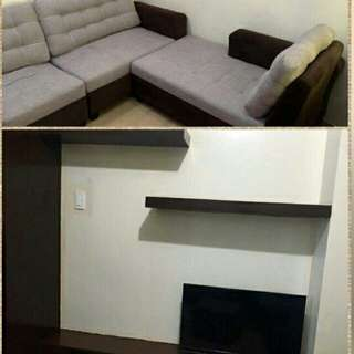 Condo unit Mplace tower c 6th floor 24 sqm