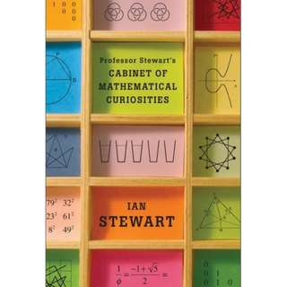 Professor Stewart's Cabinet of Mathematical Curiosities eBook