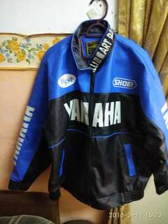 jaket leather campur