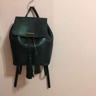 Mango Drawstring Backpack