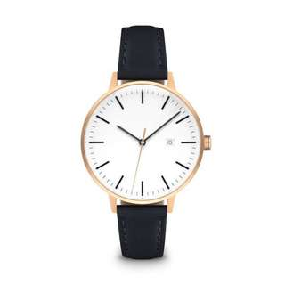 Linjer The Minimalist, Rose Gold/Navy
