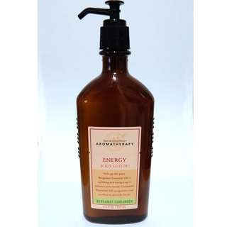Bath and Body Works Bergamot Coriander Body Lotion 6.5 fl oz 192 ml