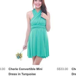 Convertible Dress - bridesmaids