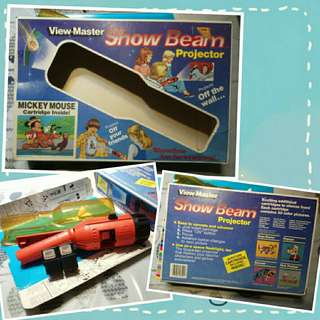 View-Master Show Beam Projector - Made in USA (Super Vintage and Rare)