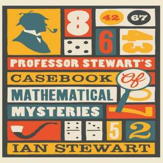 Professor Stewart's Casebook of Mathematical Mysteries eBook