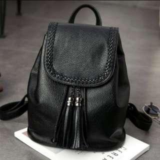 [INSTOCKS] Braided Tassel Bag Pack