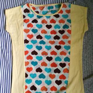 Hearts Casual Shirt