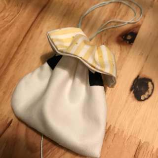 Little coin purse hand made