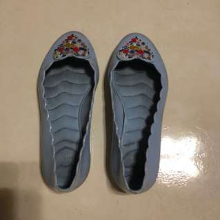 Jelly Bunny Shoes (blue)
