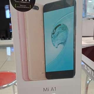 Xiaomi MiA1 promo cicilan dp 15%