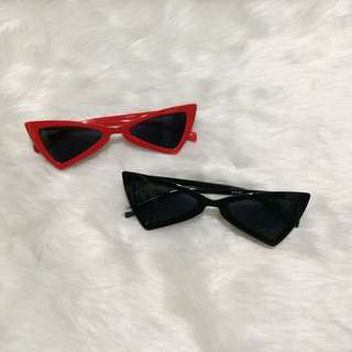 BOW SUNGLASSES FOR ONLY 250 EACH