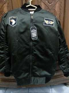 Jaket bomber & jaket semi kulit