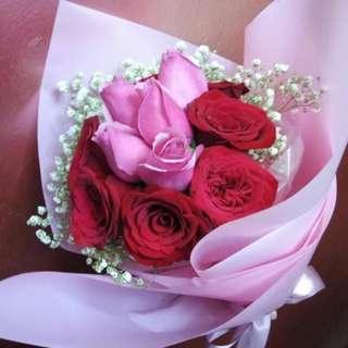 Rose Bouquet (12 stalks)