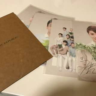 Natural Republic EXO 咭