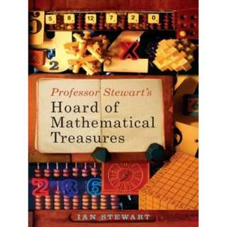 Professor Stewart's Hoard of Mathematical Treasures eBook