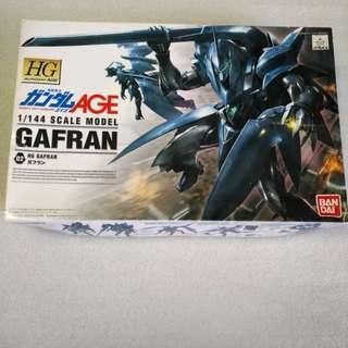高達 Gundam Gafran 1/144