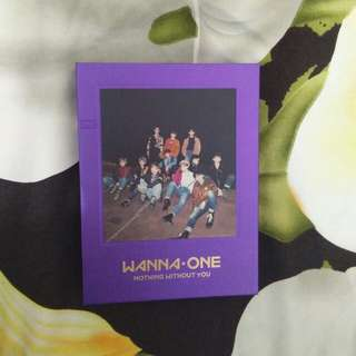 [ PRICE INC POS ] WANNA ONE NWY ALBUM
