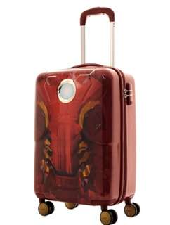 Iron man luggage