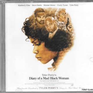 MY PRELOVED CD -TYLER PERRY'S DIARY OF A MAD BLACK WOMAN//  /FREE DELIVERY (F7T))