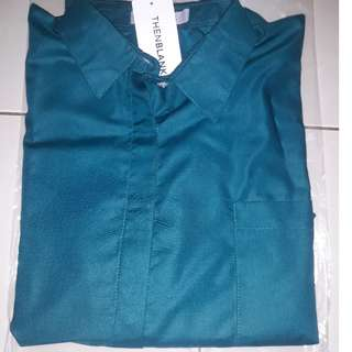 Thenblank Day Shirt Teal