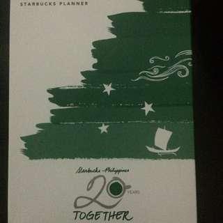 Starbucks Planner Set