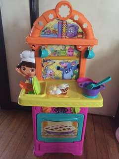 Dora the explorer Kitchen Playset