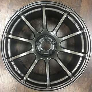 "RAdvan RS 18"" Light Weight Rim"