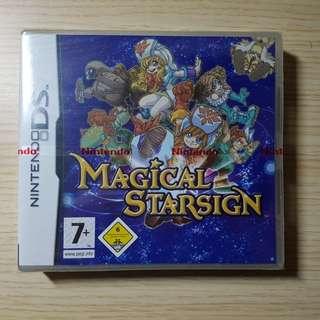 DS Magical Starsign