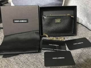 DOLCE&GABBANA銀包
