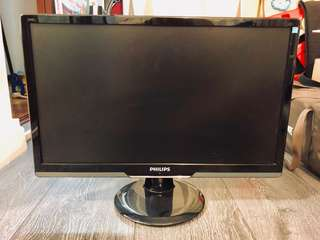 "Philips LED monitor 24"" HDMI"