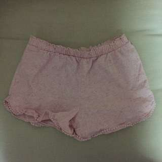 Brandnew Mothercare girls shorts size 6 years