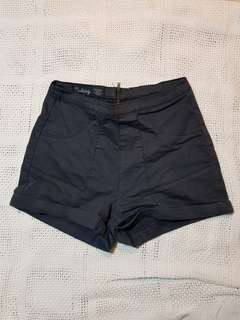 Factorie High Waisted Shorts Ladies