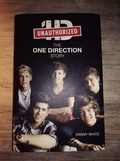 One Direction story Book