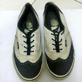Vans Wingtip Era Shoes