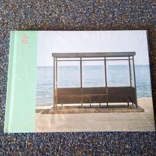 Bts ynwa album + standee
