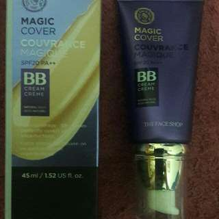 BB CREAM THE FACE SHOP