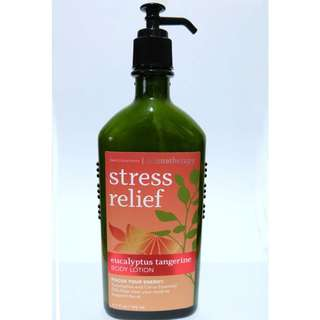 Bath and Body Works Eucalyptus Tangerine Body Lotion 6.5 fl oz 192 ml