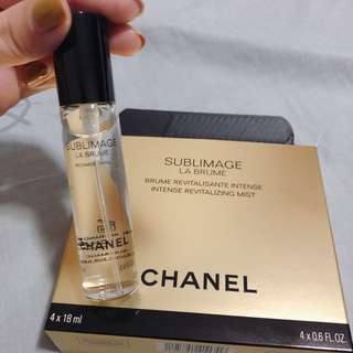 Chanel Sublimage Intense Revitalizing Mist (Refill)