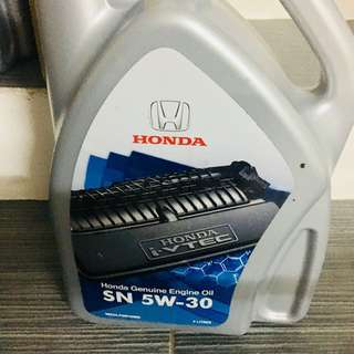 Honda Engine Oil
