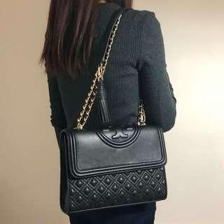 現貨🎀Tory Burch Fleming shoulder bag