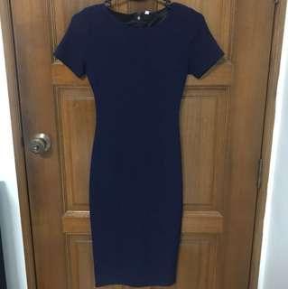 Bodycon working dress