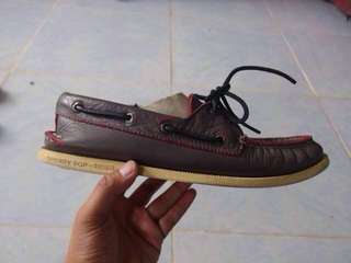 Sperry top spider size 41. Not skechers skap timberland fred perry landrover bally coach