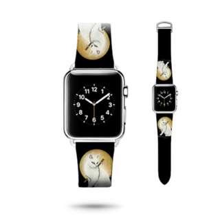**日本設計浮世繪Apple Watch真皮錶帶**