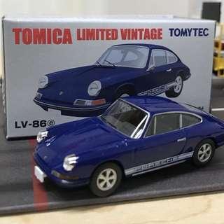 Tomytec Porsche 1:64