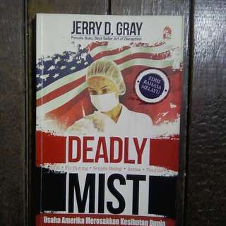 DEADLY MIST BY JERRY D. GRAY (MALAY VERSION)