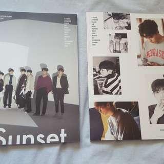 Seventeen Director's cut albums