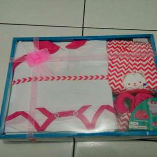 Baju Bayi Set Kiddy/ Baju Bayi New Born