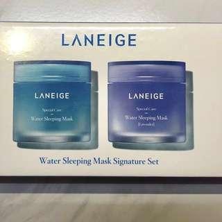 Laneige Water Sleeping Mask Signature Set